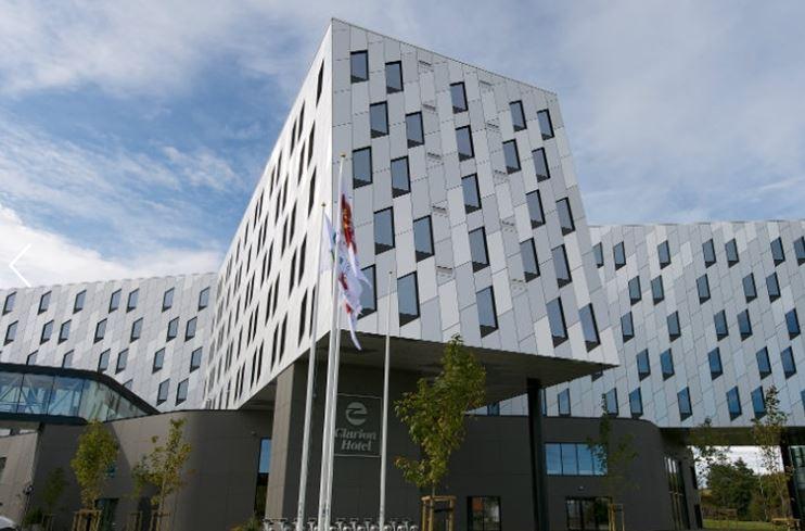 Dag 12 Clarion Hotel Energy Stavanger