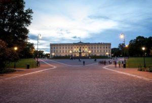 Dag 3 Oslo Koninklijk Paleis