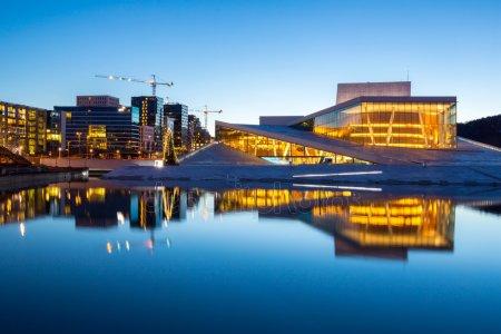 Dag 3 Oslo Opera