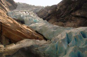 Dag 6 Briksdal gletsjertong